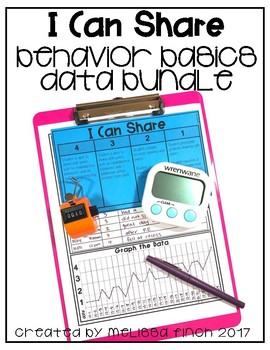 I Can Share- Behavior Basics Data