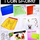 #spedgivesthanks I Can Share-  Behavior Basics Program for Special Education