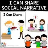 Social Story Sharing