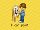 I Can Shared Reading for Kindergarten- Level A