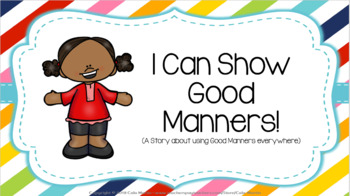 I Can Show Good Manners!