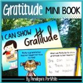 Gratitude Activity / Thankful Activity:  Gratitude Mini Book