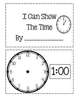 I Can Show The Time