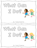 I Can Sight Word Book for Classroom Library