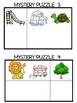 I Can Solve Mystery Puzzles...Short Vowels