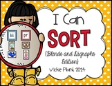 I Can Sort {Blends and Digraphs Edition}