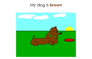 I Can Spell Brown – Literacy and Reading Unit