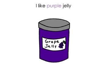 I Can Spell Purple – Literacy and Reading Unit