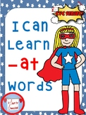 I Can Learn -at CVC Words