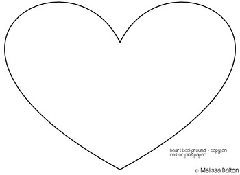 Valentine's Day Writing Craftivity {I Can Spread Love}