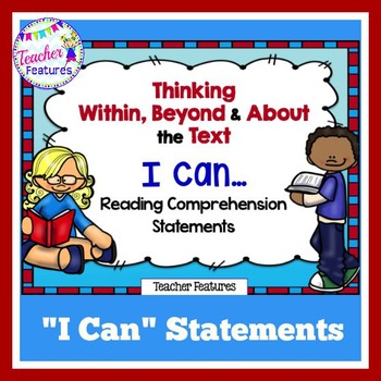 I Can Statements