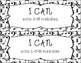 I Can Statements - 1st Grade - Music Note