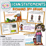 3rd Grade TEKS I Can Statements Reading