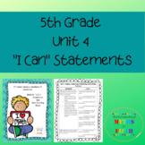 I Can Statements 5th Grade Math-Unit 4