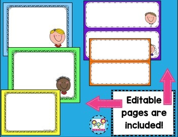 I Can Statements Bundle 3rd Grade NO CCSS Tagging