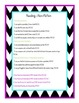 I Can Statements Common Core 5th Grade Standard Posters