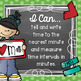 I Can Statements {Editable} - 3rd Grade MATH  - Chalkboard & Polka Dot