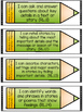I Can Statements - First Grade