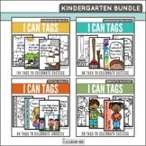 I Can Statements Kindergarten Bundle