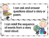 Preschool I Can Statements Massachusetts