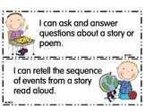 Preschool I Can Statements Massachusetts