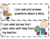 Preschool I Can Statements New York