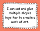 I Can Statements - Power Standards - Elementary Visual Art