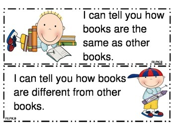Preschool I Can Statements Tennessee