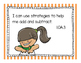 I Can Statements for 1st grade GASE/Common Core Math