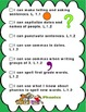 """""""I Can"""" Statements for First Grade Common Core-Complete Set"""