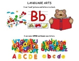 DUAL LANGUAGE - I Can Statements for Pre-K with Visuals -
