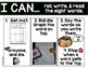 I Can Statements for Sight Word Stations