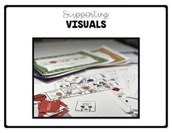 Self-Regulation Tools: Social Narratives and Visual Supports for Behavior