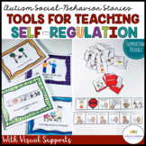 Social Stories and Visual Supports for Autism & Special Ed