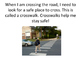 Crossing the Street Social Story - Community Based Instruc