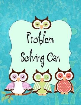 Problem solving sticks set