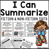 Distance Learning I Can Summarize Fiction and Non-Fiction