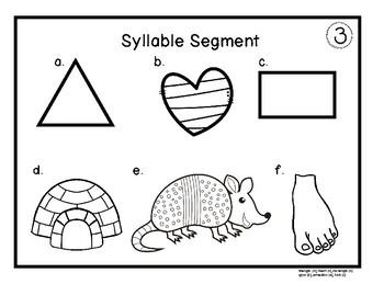 I Can Syllable Segment