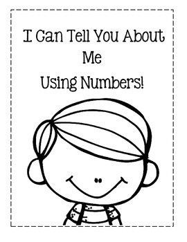 I Can Tell You About Me Using Numbers!