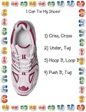 I Can Tie My Shoes! Two Interactive Books