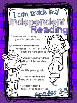I Can Track My Independent Reading