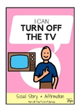 I Can Turn The TV Off