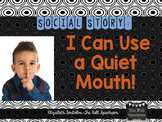 I Can Use A Quiet Mouth