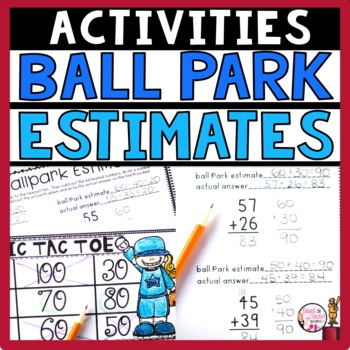 Ballpark Estimate Worksheets & Teaching Resources   TpT