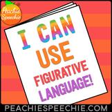 I Can Use Figurative Language Activity Workbook