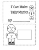 I Can Use Tally Marks ~ Kindergarten Common Core Series
