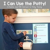 I Can Use the Potty! chart - A Positive (and FUN) Approach