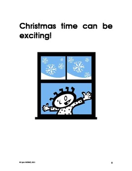 I Can Wait Until Christmas (but sometimes it's hard)