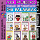 I Can - Word Work in Spanish - Save Money Bundle