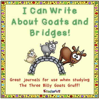 I Can Write About Goats and Bridges